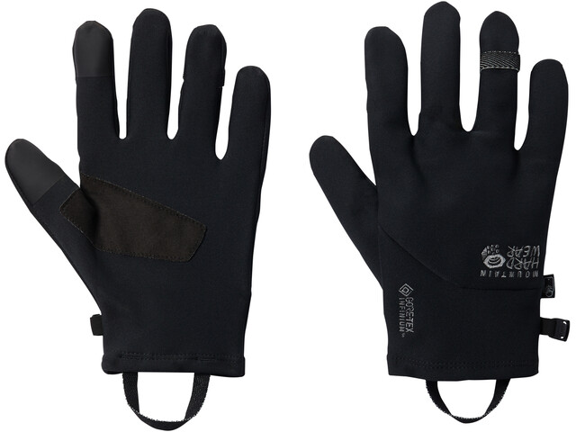 Mountain Hardwear WindLab Gore-Tex Infinium Stretch Handschoenen, black